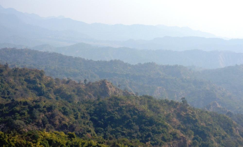 Mornihill range